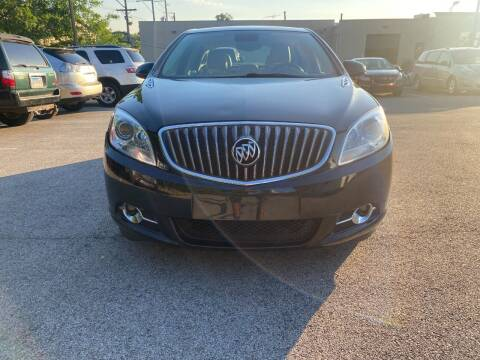 2013 Buick Verano for sale at Platinum Cars Exchange in Downers Grove IL