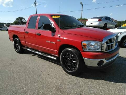 2006 Dodge Ram Pickup 1500 for sale at Kelly & Kelly Supermarket of Cars in Fayetteville NC