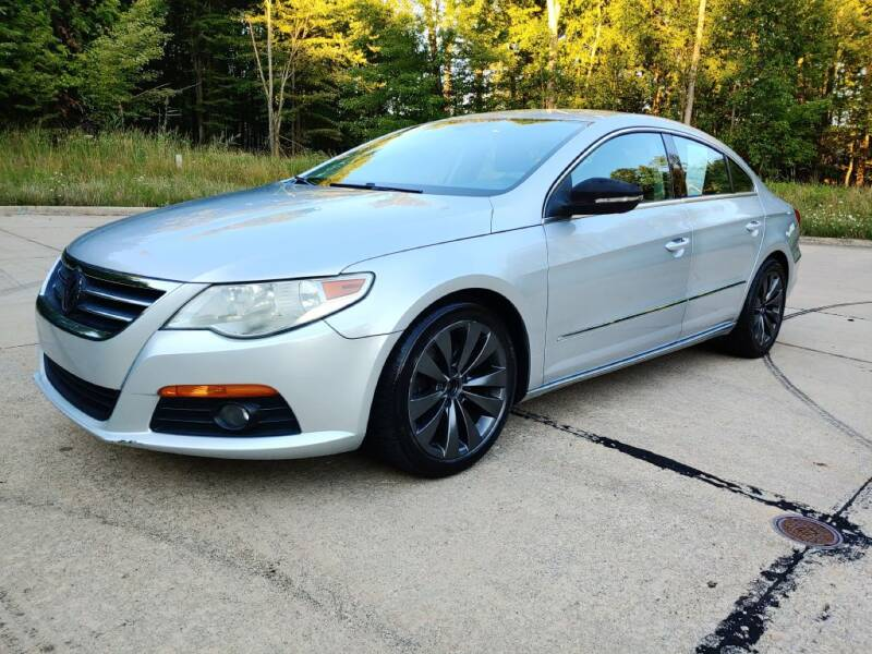 2010 Volkswagen CC for sale at Autolika Cars LLC in North Royalton OH