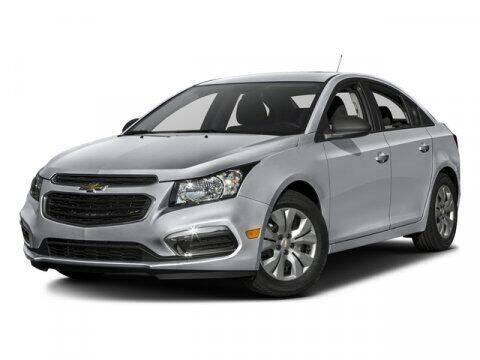 2016 Chevrolet Cruze Limited for sale at Strosnider Chevrolet in Hopewell VA