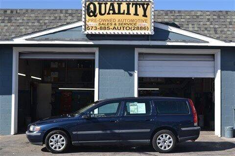 2001 Volvo V70 for sale at Quality Pre-Owned Automotive in Cuba MO