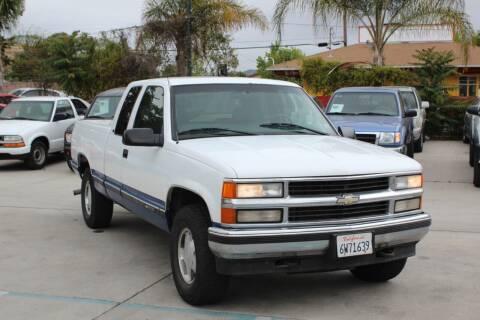 1997 Chevrolet C/K 1500 Series for sale at Car 1234 inc in El Cajon CA