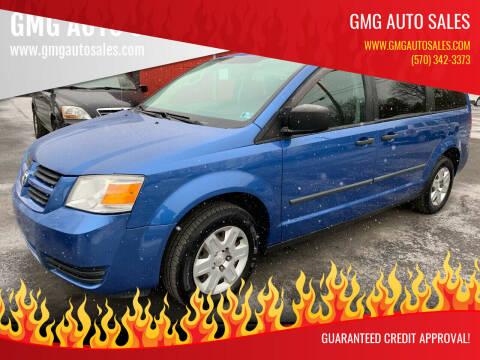 2008 Dodge Grand Caravan for sale at GMG AUTO SALES in Scranton PA