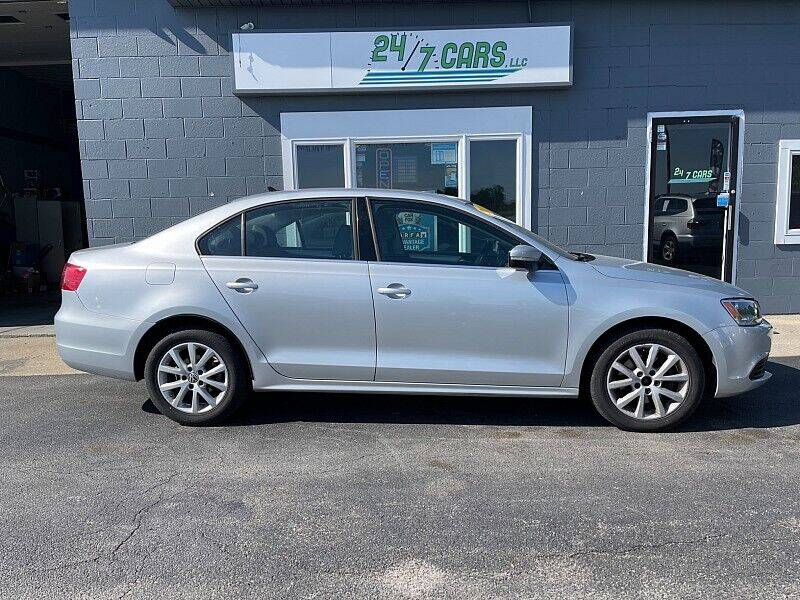2013 Volkswagen Jetta for sale in Bluffton, IN