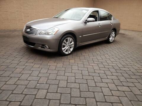 2010 Infiniti M35 for sale at Clairemont Motors in Eau Claire WI