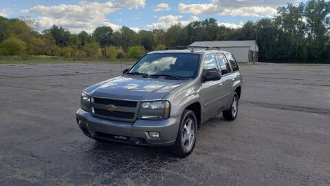 2009 Chevrolet TrailBlazer for sale at Caruzin Motors in Flint MI