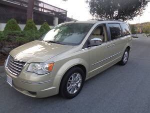 2010 Chrysler Town and Country for sale at Inspec Auto in San Jose CA