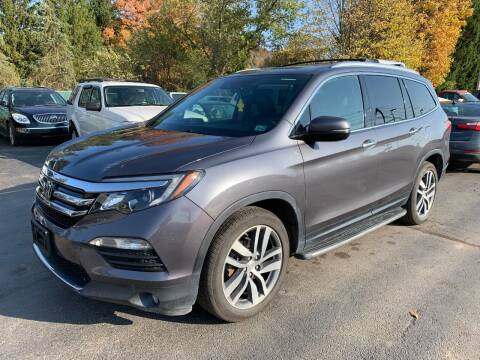 2016 Honda Pilot for sale at Mansfield Motors in Mansfield PA