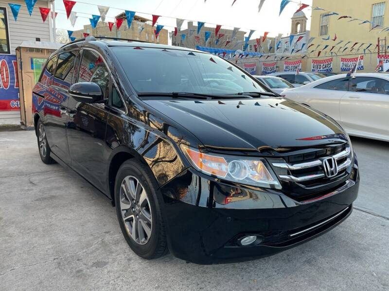 2014 Honda Odyssey for sale at Elite Automall Inc in Ridgewood NY