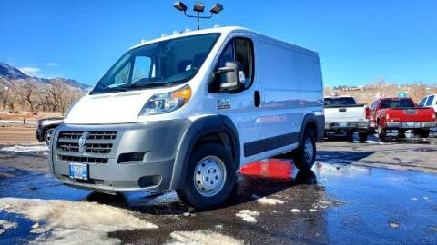 2015 RAM ProMaster Cargo for sale at Lakeside Auto Brokers Inc. in Colorado Springs CO