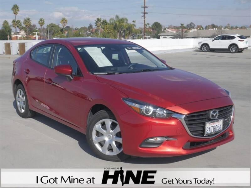 2018 Mazda MAZDA3 for sale at John Hine Temecula in Temecula CA
