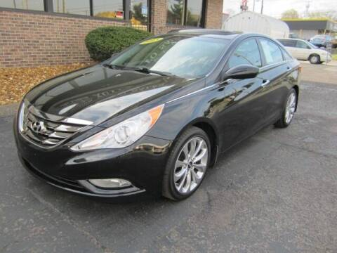 2013 Hyundai Sonata for sale at Jacobs Auto Sales in Nashville TN