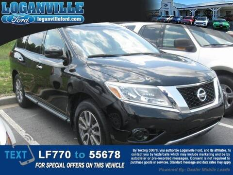 2013 Nissan Pathfinder for sale at Loganville Quick Lane and Tire Center in Loganville GA