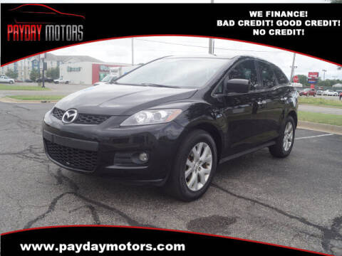 2007 Mazda CX-7 for sale at Payday Motors in Wichita And Topeka KS
