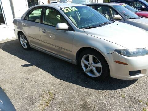 2007 Mazda MAZDA6 for sale at Charles Baker Jeep Honda in Norfolk VA