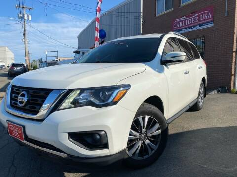 2017 Nissan Pathfinder for sale at Carlider USA in Everett MA