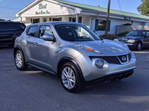 2011 Nissan JUKE for sale at Best Used Cars Inc in Mount Olive NC