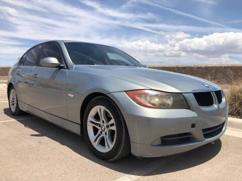 2008 BMW 3 Series for sale at Eastside Auto Sales in El Paso TX