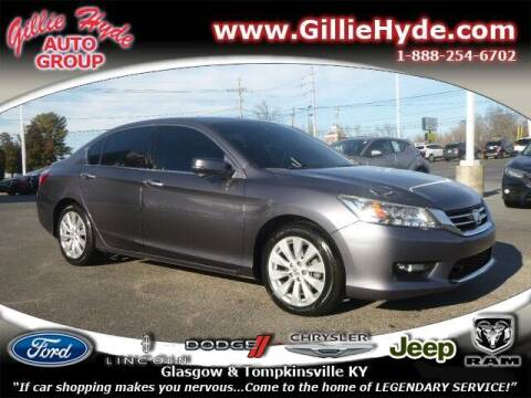 2015 Honda Accord for sale at Gillie Hyde Auto Group in Glasgow KY
