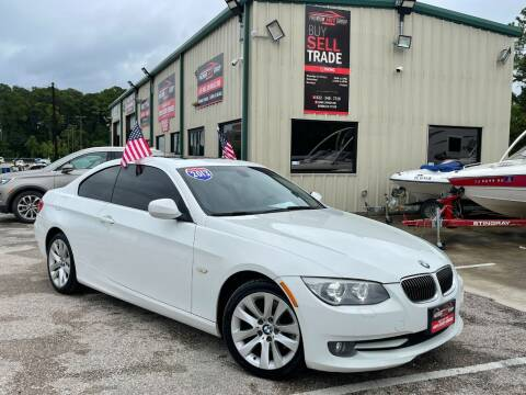 2013 BMW 3 Series for sale at Premium Auto Group in Humble TX