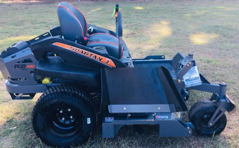2020 RZ PRO  54 BRIGGS     25HP for sale at Westside Auto Sales - Spartan Mowers in New Boston TX