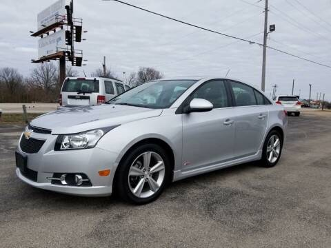 2014 Chevrolet Cruze for sale at Aaron's Auto Sales in Poplar Bluff MO