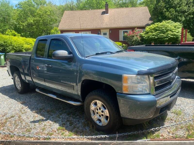 2009 Chevrolet Silverado 1500 for sale at Anawan Auto in Rehoboth MA