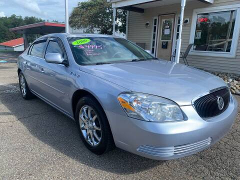 2006 Buick Lucerne for sale at G & G Auto Sales in Steubenville OH