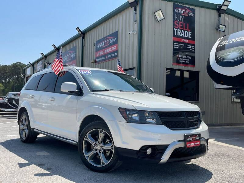 2016 Dodge Journey for sale at Premium Auto Group in Humble TX