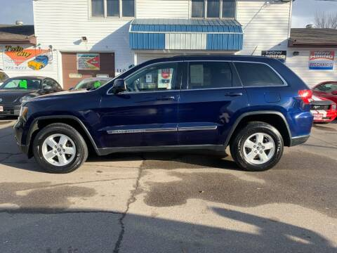 2013 Jeep Grand Cherokee for sale at Twin City Motors in Grand Forks ND