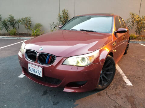 2006 BMW M5 for sale at Top Speed Auto Sales in Fremont CA