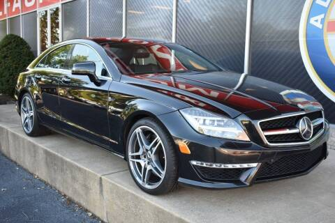 2012 Mercedes-Benz CLS for sale at Alfa Romeo & Fiat of Strongsville in Strongsville OH