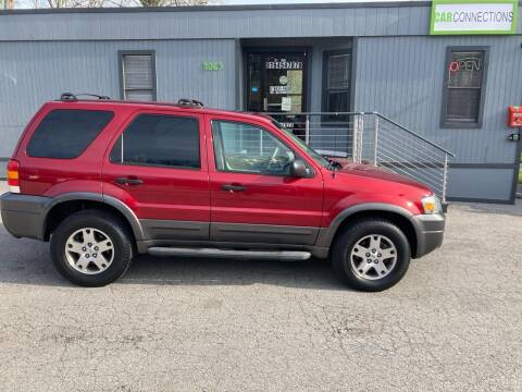 2005 Ford Escape for sale at Car Connections in Kansas City MO