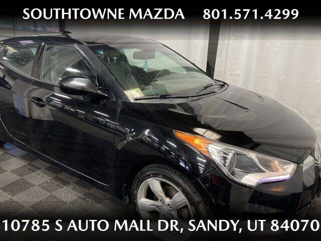 2014 Hyundai Veloster for sale at Southtowne Mazda of Sandy in Sandy UT