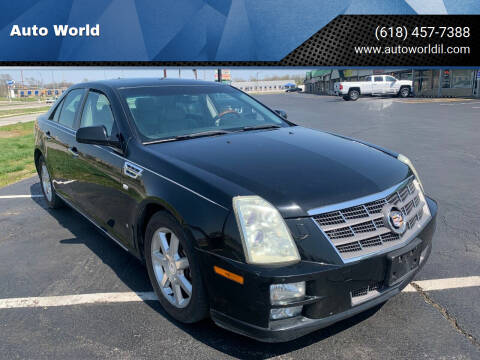 2009 Cadillac STS for sale at Auto World in Carbondale IL