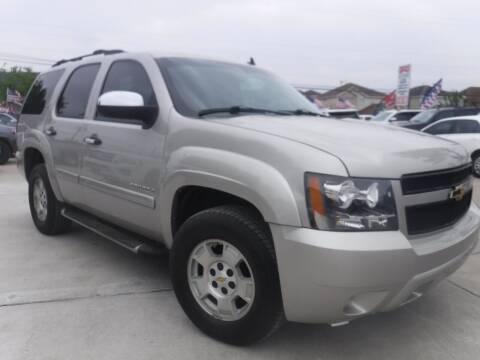 2008 Chevrolet Tahoe for sale at GRG Auto Plex in Houston TX