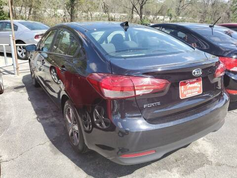 2018 Kia Forte for sale at J Franklin Auto Sales in Macon GA