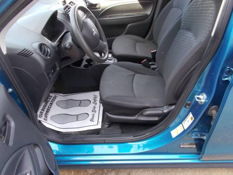 2015 Mitsubishi Mirage DE 4dr Hatchback CVT - Keyport NJ