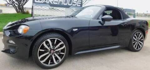 2020 FIAT 124 Spider for sale at ABS Motorsports in Houston TX