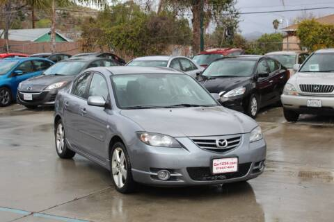 2005 Mazda MAZDA3 for sale at Car 1234 inc in El Cajon CA