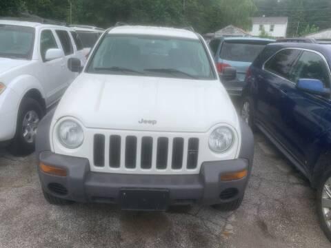 2003 Jeep Liberty for sale at Unique Motors in Rock Island IL