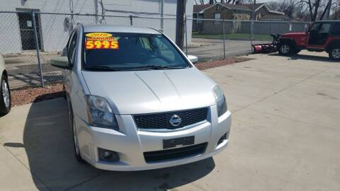 2010 Nissan Sentra for sale at Kenosha Auto Outlet LLC in Kenosha WI