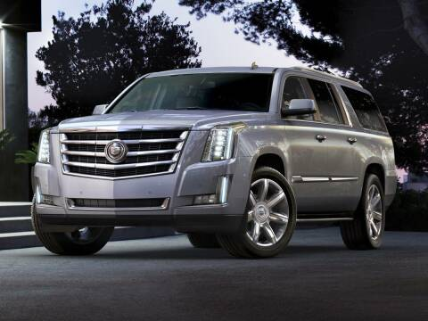 2015 Cadillac Escalade ESV for sale at Mercedes-Benz of North Olmsted in North Olmstead OH