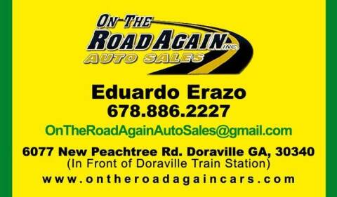 2006 Ford Focus for sale at On The Road Again Auto Sales in Doraville GA