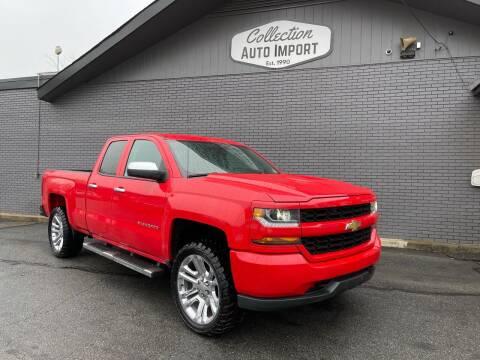 2016 Chevrolet Silverado 1500 for sale at Collection Auto Import in Charlotte NC