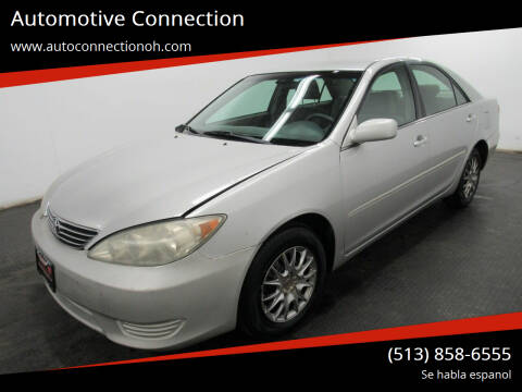 2005 Toyota Camry for sale at Automotive Connection in Fairfield OH