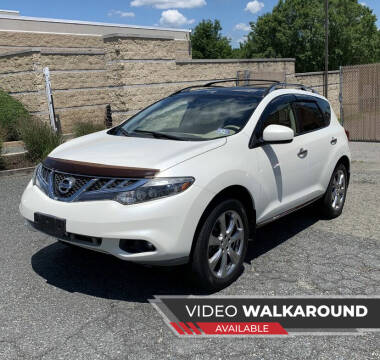 2012 Nissan Murano for sale at Eastclusive Motors LLC in Hasbrouck Heights NJ