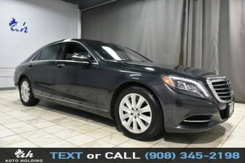 2015 Mercedes-Benz S-Class for sale at AUTO HOLDING in Hillside NJ