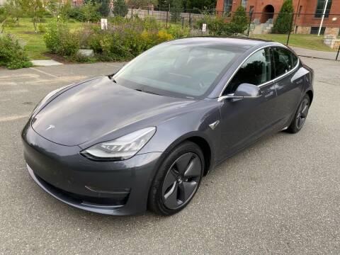 2018 Tesla Model 3 for sale at Broadway Motoring Inc. in Arlington MA