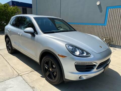 2011 Porsche Cayenne for sale at 7 Auto Group in Anaheim CA